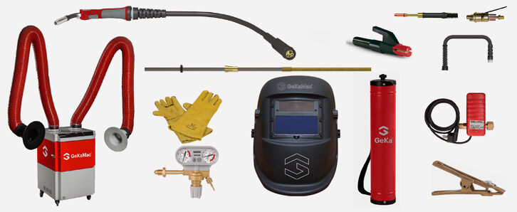 Welding Equipment and Accessories